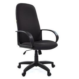 Компьютерное кресло для руководителя Chairman 279 JP Черный, Цвет товара: Черный