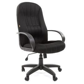 Компьютерное кресло для руководителя Chairman 685 Черное TW