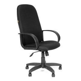 Компьютерное кресло для руководителя Chairman 279 Черный, ткань JP