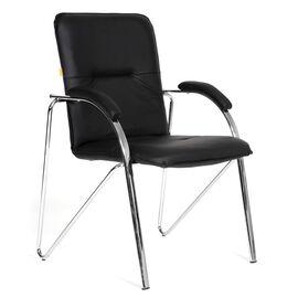 Офисное кресло для посетителей Chairman 850 Черный, Цвет товара: Черный