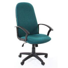 Компьютерное кресло для руководителя Chairman 289 NEW Зеленый, Цвет товара: Зеленый