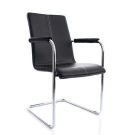 Офисное кресло для посетителей Bridge Vi (C2W), Цвет товара: Черный