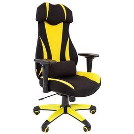 Кресло для геймеров Chairman Game 14 Желтый, Цвет товара: Желтый
