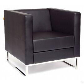 Кресло Chairman Дюна (ШхГхВ 715х730х700 ) черный, Цвет товара: Черный