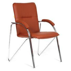 Офисное кресло для посетителей Chairman CH 850 Коричневый, Цвет товара: Коричневый