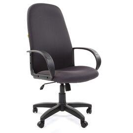 Компьютерное кресло для руководителя Chairman 279 TW-12 Серый, Цвет товара: Серый