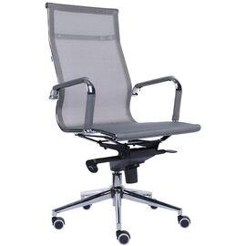 Компьютерное кресло для руководителя Everprof Opera M сетка серый, Цвет товара: Серый