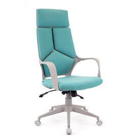Компьютерное кресло для руководителя Everprof Trio Grey TM Ткань Бирюзовый, Цвет товара: Бирюзовый