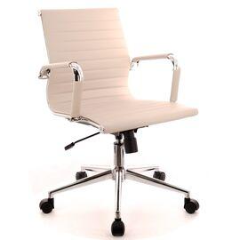 Компьютерное кресло Everprof Leo T экокожа бежевый, Цвет товара: Бежевый