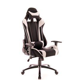 Кресло геймерское Everprof Lotus S4 ткань серая