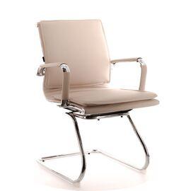 Офисное кресло Everprof Nerey CF Экокожа Бежевый, Цвет товара: Бежевый