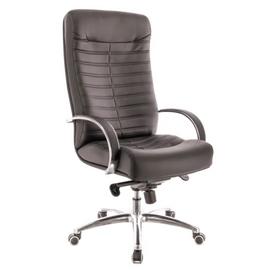 Компьютерное кресло для руководителя Everprof Orion AL M кожа черный