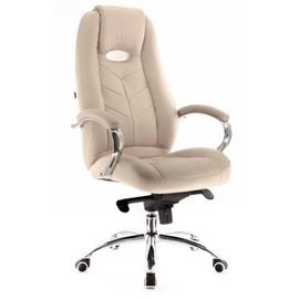 Компьютерное кресло для руководителя Everprof Drift M Кожа Бежевый, Цвет товара: Бежевый