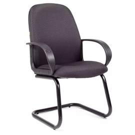 Офисное кресло для посетителей Chairman 279 V JP серый, Цвет товара: Серый