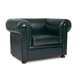 Кресло Chairman Честер лай т(ШхГхВ 1220х900х800 ), Цвет товара: Зеленый