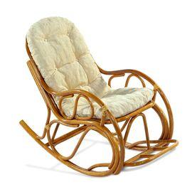 Кресло-качалка 05-17 К (подушка шенилл) EcoDesign