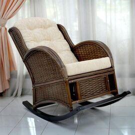 Кресло-качалка WING-R (подушка шенилл) EcoDesign