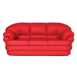 Диван трехместный Chairman Релакс  (ШхГхВ 2050х950х900 ), Цвет товара: Красный