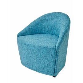 Кресло стационарное 3D Euroforma Бирюзовая рогожка (ШхГхВ - 97х65х71 см.), Цвет товара: Бирюзовый
