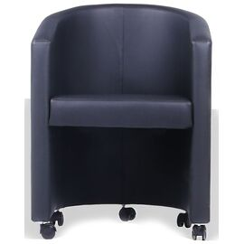 Кресло Форум мобильное (колесные опоры) Euroforma 600х560х850