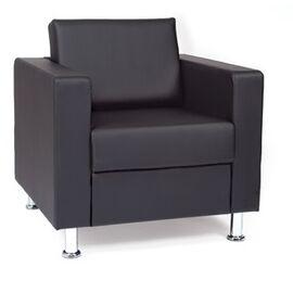 Кресло Chairman Симпл темно-серый ( ШхГхВ 820х830х830 ), Цвет товара: темно-серый