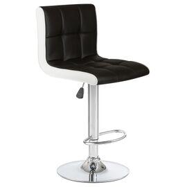 Барный стул 5006 черно-белый LogoMebel