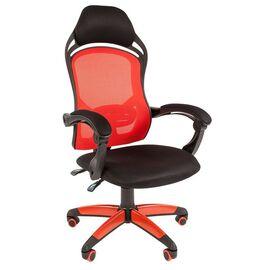 Кресло для геймеров Chairman Game 12 Красное, Цвет товара: Красный