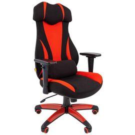 Кресло для геймеров Chairman Game 14 Красный, Цвет товара: Красный