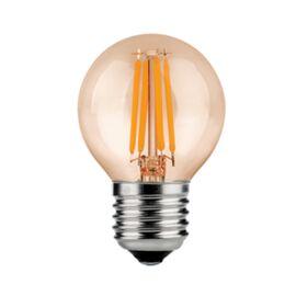 Лампа золотая Led KINK Light