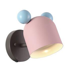 Бра Mickey розовый Odeon Light, Цвет товара: Розовый