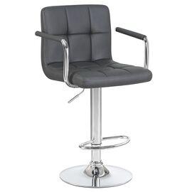 Барный стул LM-5011 серый DOBRIN