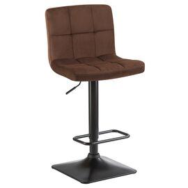 Барный стул LM-5018 шоколадный  DOBRIN, Цвет товара: Шоколад
