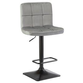 Барный стул LM-5018 серый DOBRIN, Цвет товара: Серый