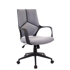 Компьютерное кресло Everprof Trio Black LB T Ткань Серый, Цвет товара: Серый