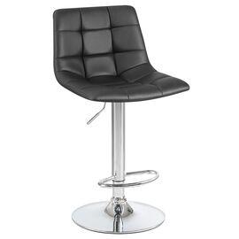 Барный стул LM-5017 бежевый черный DOBRIN, Цвет товара: Черный