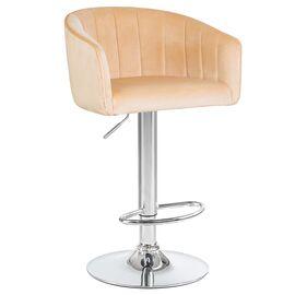 Барный стул LM-5025 песочный DOBRIN, Цвет товара: песочный