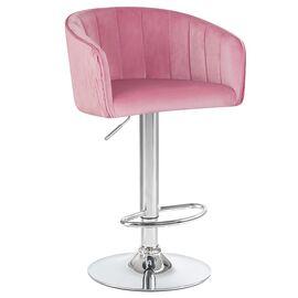 Барный стул LM-5025 розовый DOBRIN, Цвет товара: Розовый