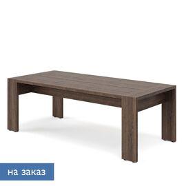 Стол для переговоров LAVA Profoffice 220 ТАБАК размер 2200x1000x760, Цвет товара: Табак