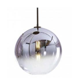 Подвес Восход D20 Прозрачно-Хромовый KINK Light, Цвет товара: прозрачно-хромовый