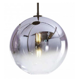 Подвес Восход D30 Прозрачно-Хромовый KINK Light, Цвет товара: прозрачно-хромовый