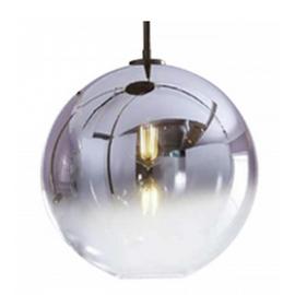 Подвес Восход D35 Прозрачно-Хромовый KINK Light