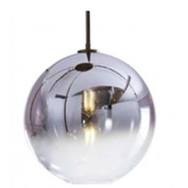 Подвес Восход D25 Прозрачно-Хромовый KINK Light, Цвет товара: прозрачно-хромовый