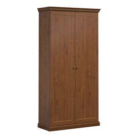 Шкаф для бумаг деревянные двери ISEO Profoffice L104 (136H001) ВИШНЯ АНТИЧНАЯ 1040x449x2073