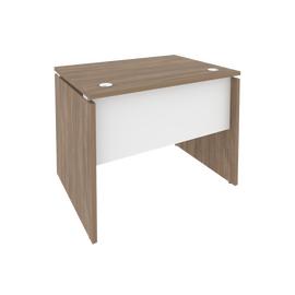Стол письменный Onix RIVA O.SP-1.7 Дуб Аризона/Белый 980x720x750, Цвет товара: Дуб Аризона/Белый