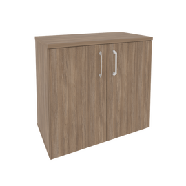 Шкаф для документов/опорный к столам Riva Onix O.SHPO-8 Дуб Аризона 800x432x750, Цвет товара: Дуб Аризона