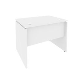 Стол письменный Onix RIVA O.SP-1.7 Белый Бриллиант 980x720x750, Цвет товара: Белый бриллиант
