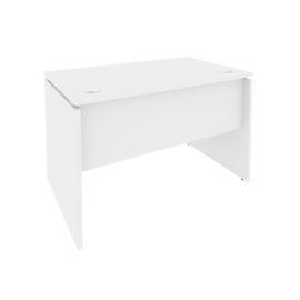 Стол письменный Onix RIVA O.SP-2.7 Белый Бриллиант 1180x720x750, Цвет товара: Белый бриллиант