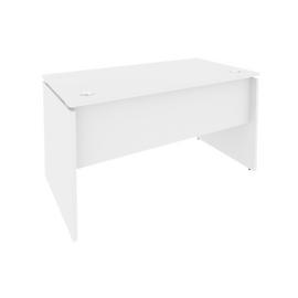 Стол письменный Onix RIVA O.SP-3.7 Белый Бриллиант 1380x720x750, Цвет товара: Белый бриллиант