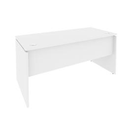 Стол письменный Onix RIVA O.SP-4.7 Белый Бриллиант 1580x720x750, Цвет товара: Белый бриллиант