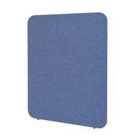 Перегородка боковая проходная Call-center Riva KC.B(P) Romeo-11 900x18x1200, Цвет товара: Синий